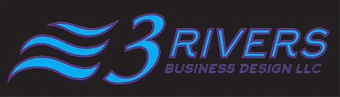 3RiversLogo BlackBG